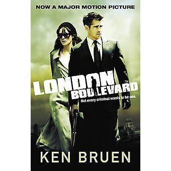 London Boulevard (relación de la película) por Ken Bruen - libro 9781848270886