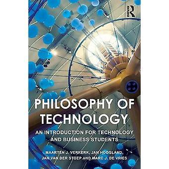 Philosophy of Technology by Maarten Verkerk