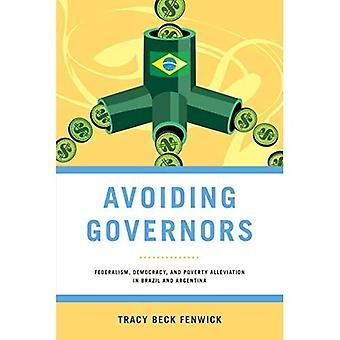 Evitando gobernadores: Federalismo, democracia y reducción de la pobreza en Brasil y Argentina (de la Helen Kellogg...