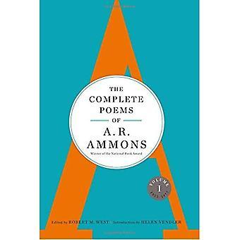 Les poèmes complets d'a. R. Ammons: Volume 1 1955-1977
