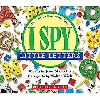 Espía (Spy) letritas (Spy)