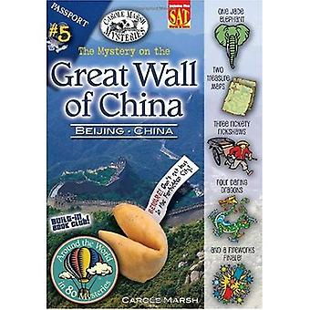 The Mystery on the Great Wall of China: Beijing, China (Around the World in 80 Mysteries (Hardcover))