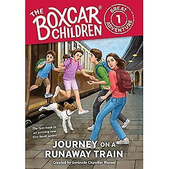 Journey on a Runaway Train (Boxcar Children Great Adventure)