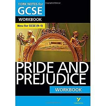 Stolthet och fördom: York noterar för GCSE (9 - 1) Arbetsbok