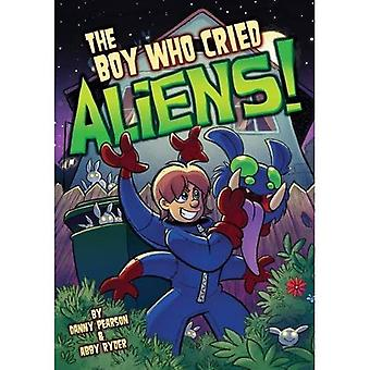 The Boy Who Cried Aliens! (Once Upon Another Time)