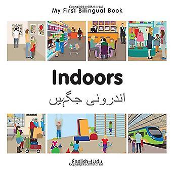 My First Bilingual Book - Indoors - Urdu-English