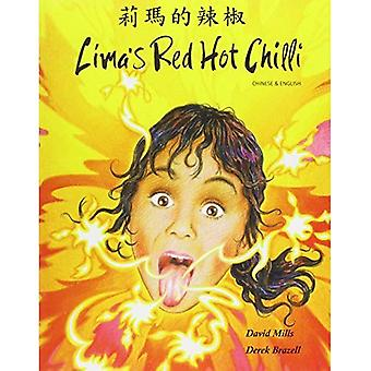Lima's Red Hot Chilli in Chinese and English (Multicultural Settings)