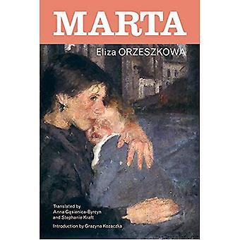 Marta: Una novela (serie de estudios polaco y pulir-americano)