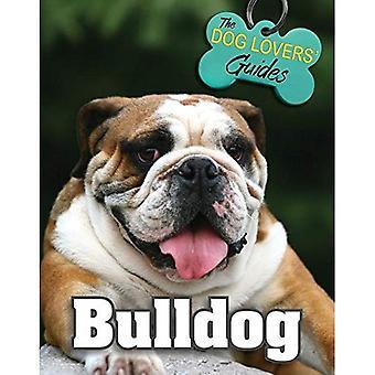 Bulldogge (Hund Geliebte Führer)