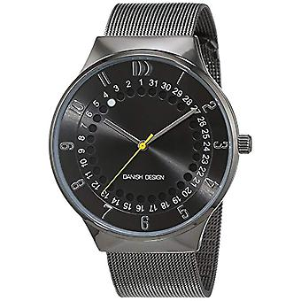 Danish Design men's Watch, analog, quartz, lined in stainless steel 3314493