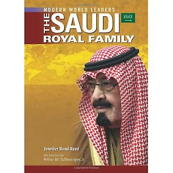 Arabii Saudyjskiej rodziny królewskiej (współczesny świat liderów)