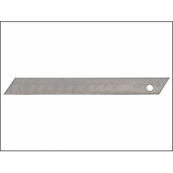 SNAP OFF BLADES 9MM STAINLESS STEELPACK OF 5