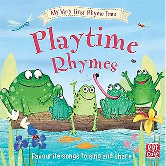My Very First Rhyme Time - Playtime Rhymes - Favourite playtime rhymes