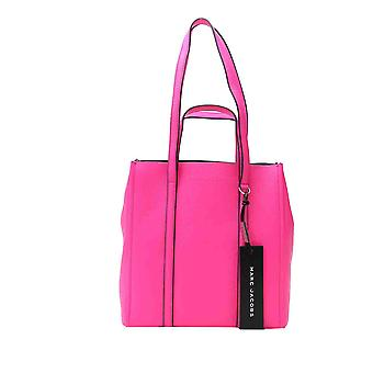 Marc Jacobs The Tag Pink Leather Handbag