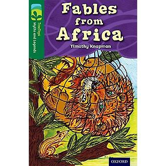 Oxford Reading Tree TreeTops Myths and Legends - Level 12 - Fables from