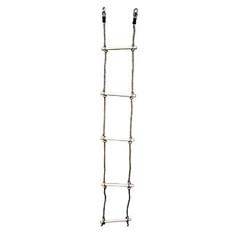 Kids Rope Ladder for Childrens Outdoor Climbing Frame and Tree House