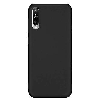 Soft TPU shell Samsung Galaxy A70 Black