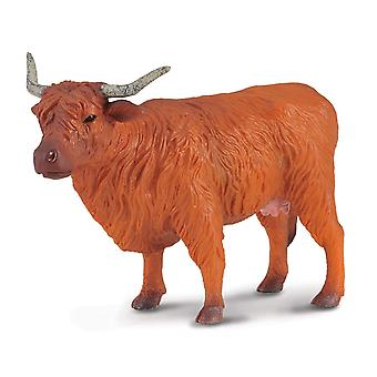 CollectA Highland Cow