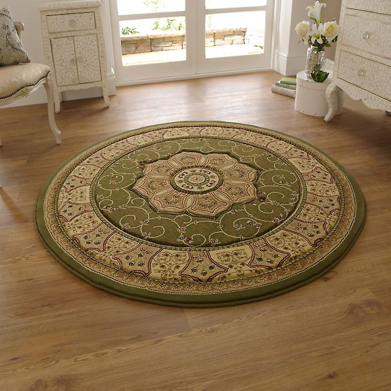 Rugs - Heritage - Green 4400
