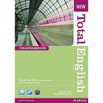 New Total English Pre-Intermediate Students' Book with Active Book Pa