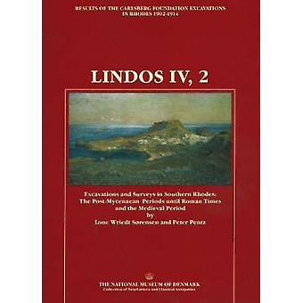 Lindos IV - 2 - Excavations and Surveys in Southern Rhodes - Pt. 2 - Pos