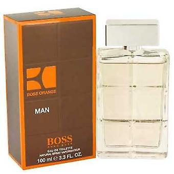 Boss Orange von Hugo Boss Eau De Toilette Spray 3,4 Oz (Männer) V728-482907