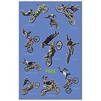 Poster - Freestyle Motorcross - 24