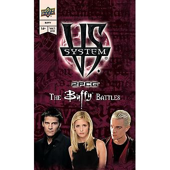 Vs System The Buffy Battles Vol1 Card Game