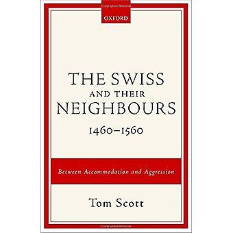 Schweizarna och deras grannländer, 1460-1560
