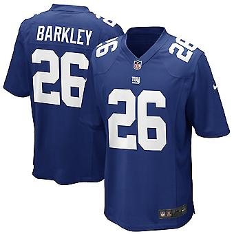 Nike Nfl New York Giants Youth Home Game Jersey - Saquon Barkley