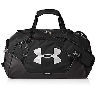 Under Armour Ua Undeniable Duffle 3.0 Sm - Borsone Unisex adulto - Nero Black/Silver - Taglia unica