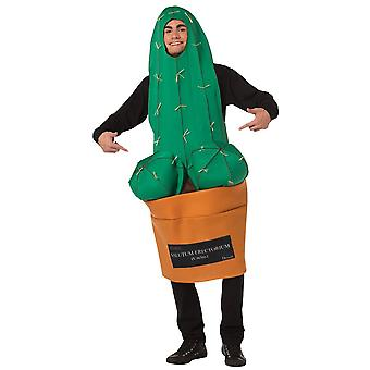 Men Happy Cactus Costume