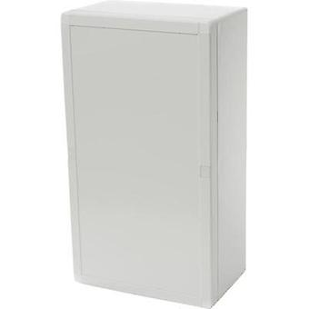 Wall-mount enclosure, Build-in casing 360 x 200 x 151 Polycarbonate (PC) Light grey (RAL 7035) Fibox EURONORD 3 PCTQ3 2