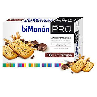 Bimanan PRO Biscuits Cereals with nuggets Choco 16 units