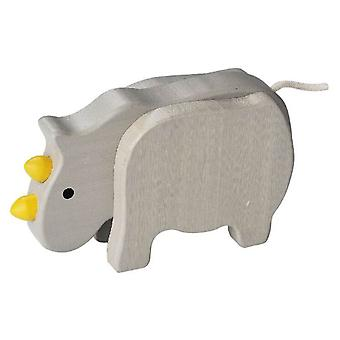 EverEarth Rhino Bamboo (Toys , Preschool , Playsets , Dolls)