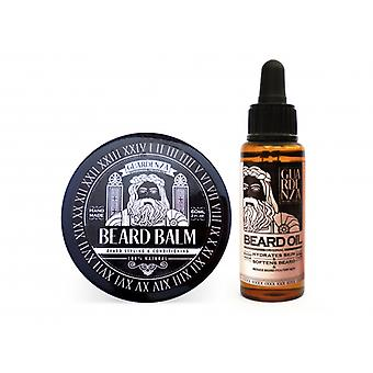 Beard Balm 60ml & Beard Oil 30ml