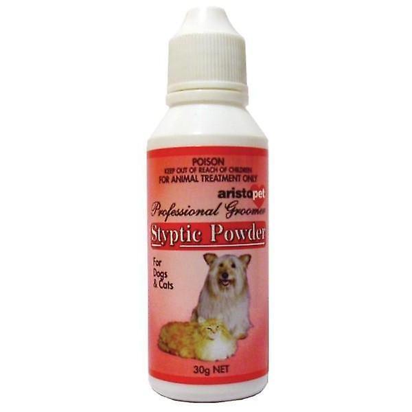 Bloedstelpend poeder kat hond 30g