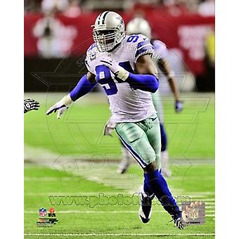 DeMarcus Ware 2012 Action Sports Photo (8 x 10)