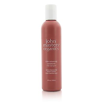 John Masters Organics Color Enhancing Conditioner (For Red Hair) 236ml/8oz