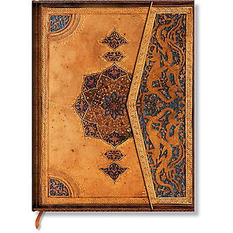 Paperblanks Safavid Binding Art Safavid Ultra Notebook with Lined Pages