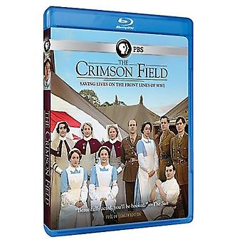 Crimson feltet (UK opplag) [BLU-RAY] USA import
