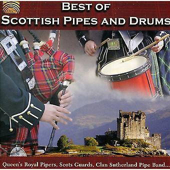 Reese/Mathieson/Griffiths/Gandy/cazador/Corzo/frente/Mc - mejor de importación USA escocés pipas y tambores [CD]
