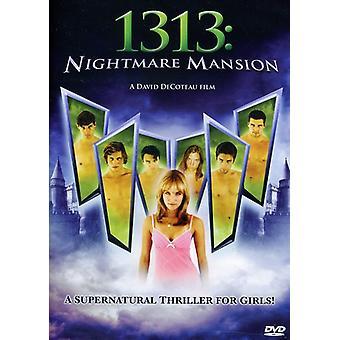1313: mareridt palæ [DVD] USA import