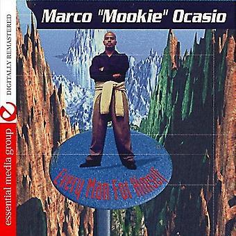 Marco Ocasio Mookie - każdy człowiek dla siebie [CD] USA import