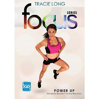 Tracie Long fokus: Power Up [DVD] USA import