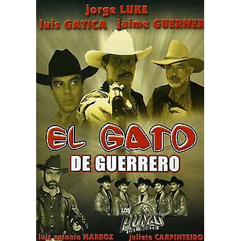 Gato De Guerrero [DVD] USA importerer
