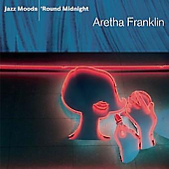 Aretha Franklin - Jazz Moods-Round [CD] USA import