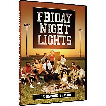 Friday Night Lights: Season 2 [DVD] USA import