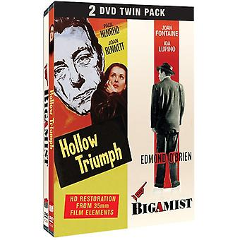 Hule triumf / bigamistens 2 DVD Twin Pack [DVD] USA import