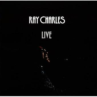 Ray Charles - Live [CD] USA import